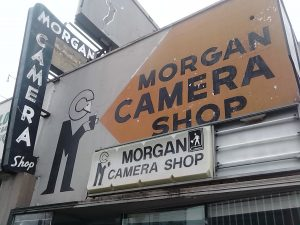 Morgan Camera Shop in LA