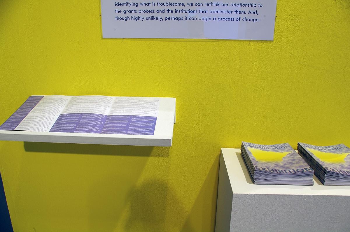 minnesota emerging artists exhibtion monica sheets
