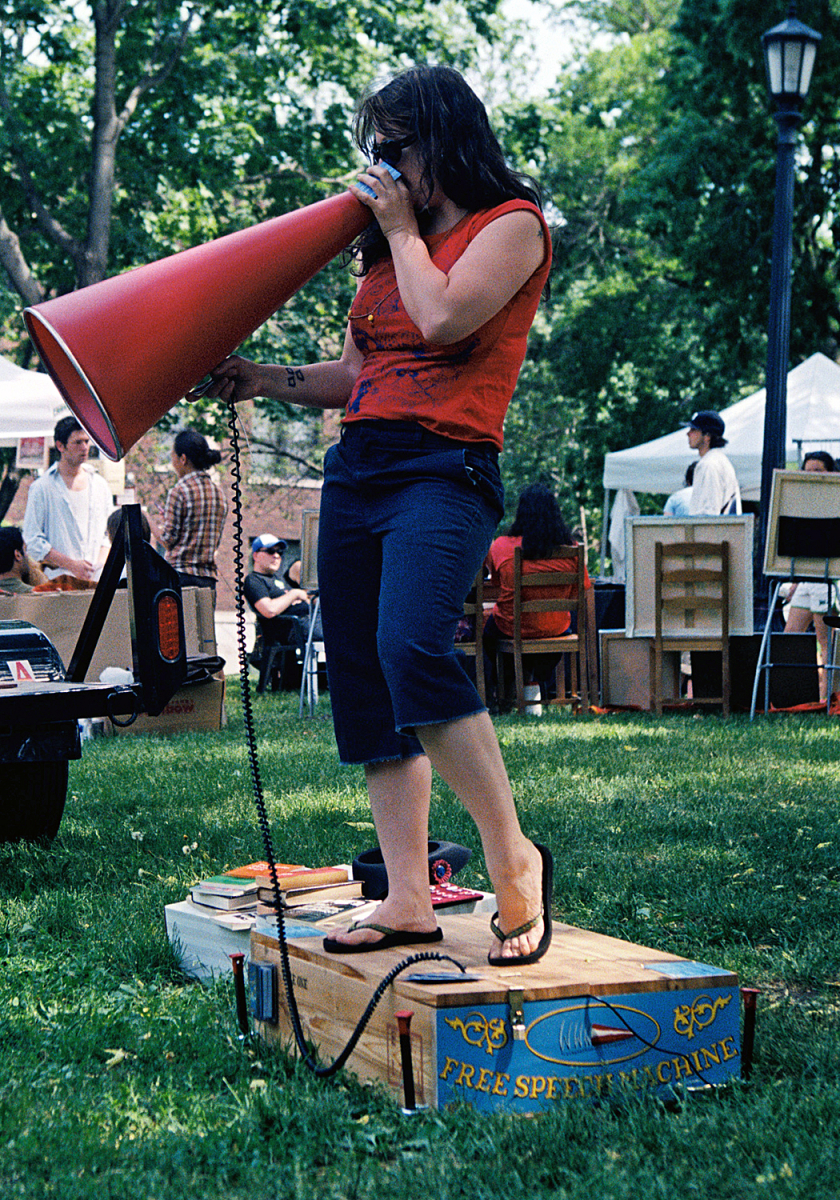 FSM debut at the Red Hot Arts Festival in 2006