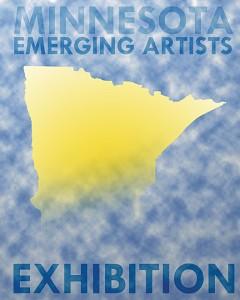 Front of exhibition brochure