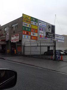 Shopping Center in LA