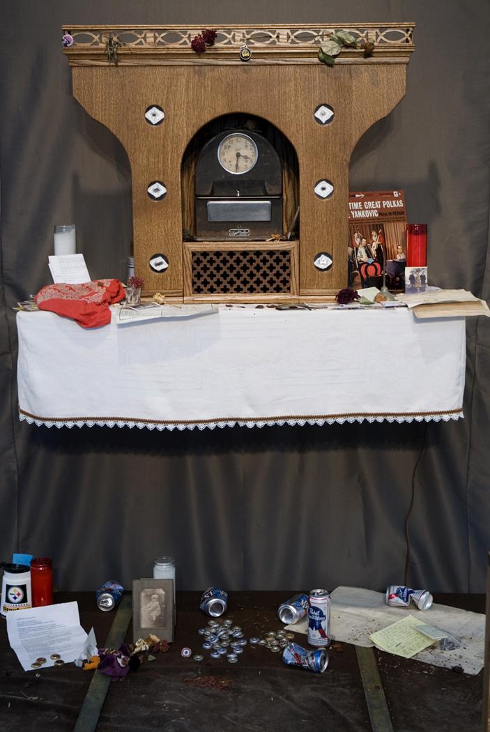 rust belt altar close